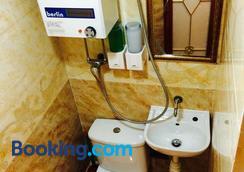 Sleep In Hotel - Hong Kong - Bathroom