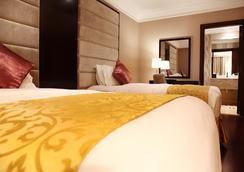 Holiday Jazan Hotel - Jazan - Bedroom