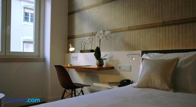 Augusta Boutique House - Lisbon - Bedroom