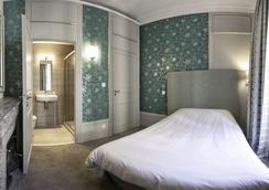 Hotel Vaubecour - Lyon - Bedroom
