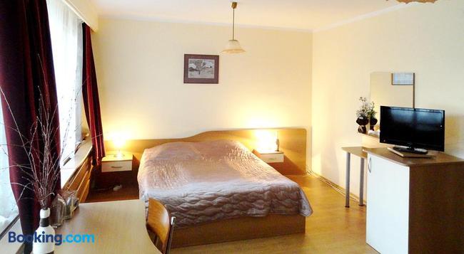 Hotel of Bulgarian Academy of Sciences - Sofia - Bedroom