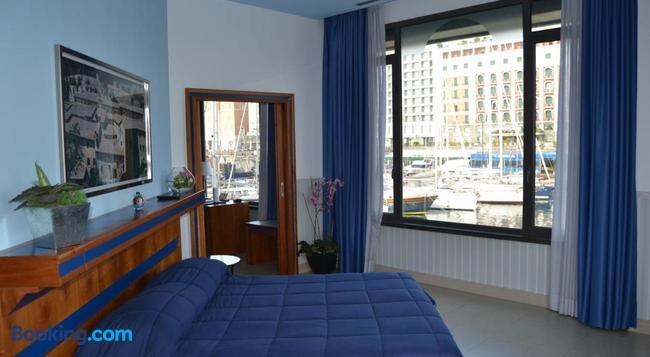 Hotel Transatlantico - Naples - Bedroom