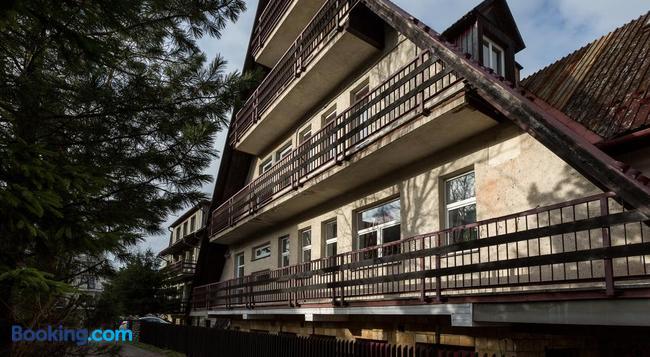 Pensjonat Adria - Zakopane - Building