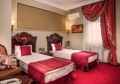 Staro Hotel - Kiev - Bedroom