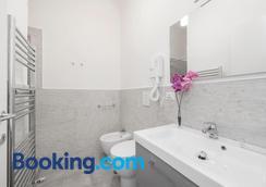 Black Rooms Colosseo - Rome - Bathroom