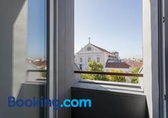 Chiado Arty Flats - Lisbon - Outdoor view