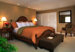 West Beach Inn, a Coast Hotel - Santa Barbara - Bedroom