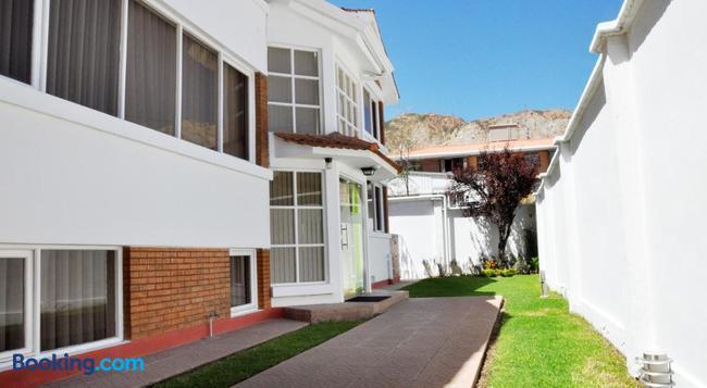 Bolivian Rooms & Suites (Zona Sur) - La Paz - Building