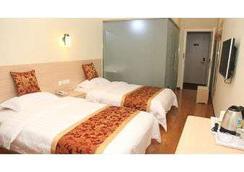 Super 8 Hotel Beijing Tian Tan Xi Men - Beijing - Bedroom