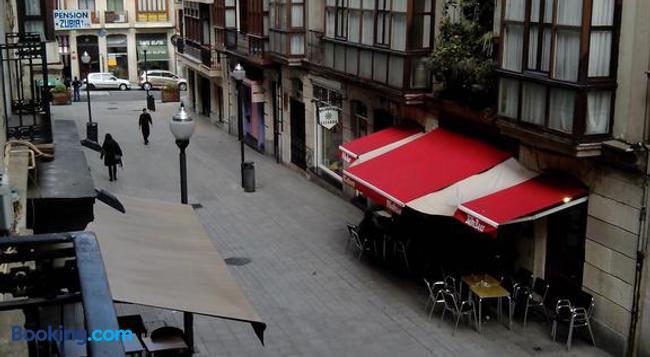 Zubia Urban Rooms - Bilbao - Building
