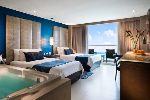 Hard Rock Hotel Cancun - Cancún - Bedroom