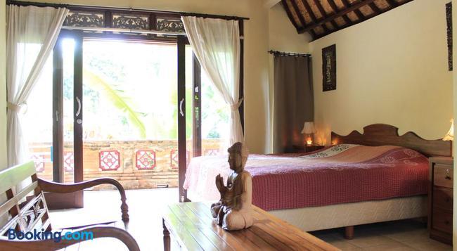 Bali Asli Lodge - Ubud - Bedroom