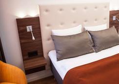 First Hotel River C - Karlstad - Bedroom
