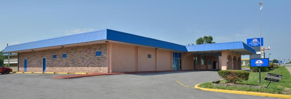 Americas Best Value Inn & Suites - Kansas City - Kansas City - Building