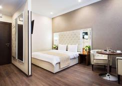 Bonapart Hotel - Kiev - Bedroom