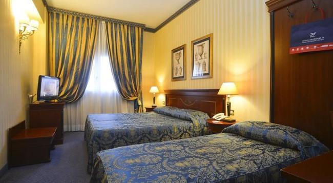 Zanhotel Europa - Bologna - Bedroom