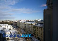 Töölö Towers - Helsinki - Outdoor view