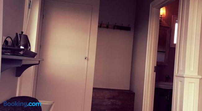 Mörk Superior Cottages - Hvammstangi - Bedroom
