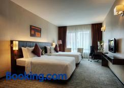 Furama Bukit Bintang - Kuala Lumpur - Bedroom