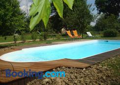 La Chambre du Meunier - Laiz - Pool