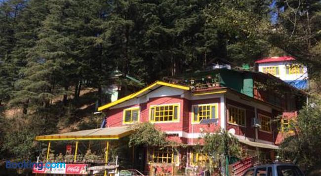 Mcleodganj Homestay - Dharamsala - Building