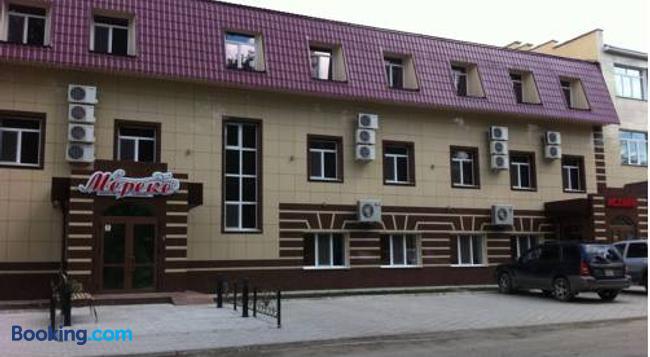 Mereke Hotel - Ust-Kamenogorsk - Building