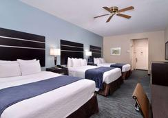 Best Western Plus Northwest Inn & Suites - Houston - Bedroom