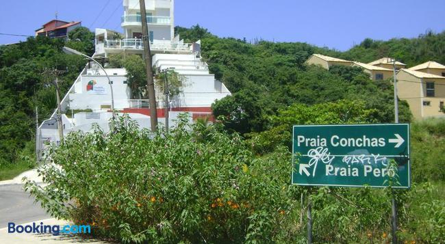 Pousada Passagem Dos Papagaios - Cabo Frio - Building