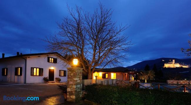 Agriturismo La Panoramica - Assisi - Building