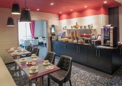 Best Western Allegro Nation - Paris - Restaurant