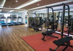 Erbil International Hotel - Erbil - Gym