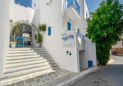 Poseidon - Naxos - Outdoor view