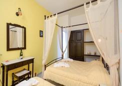 Poseidon - Naxos - Bedroom