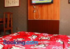 Lanzhou Up in the Wing Youth Hostel - Lanzhou - Bedroom