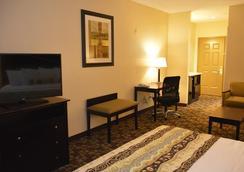 Best Western Plus Hobby Airport Inn & Suites - Houston - Bedroom