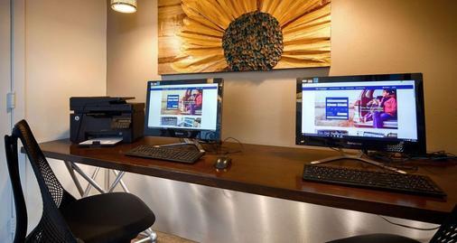 Best Western The Oasis at Joplin - Joplin - Business centre