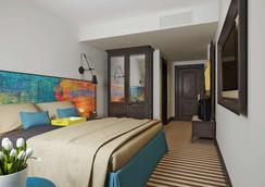 Panorama Hotel - Lviv - Bedroom