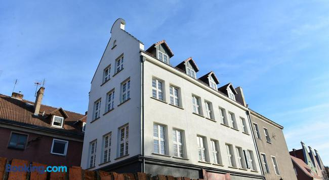 Five Point Hostel - Gdańsk - Building