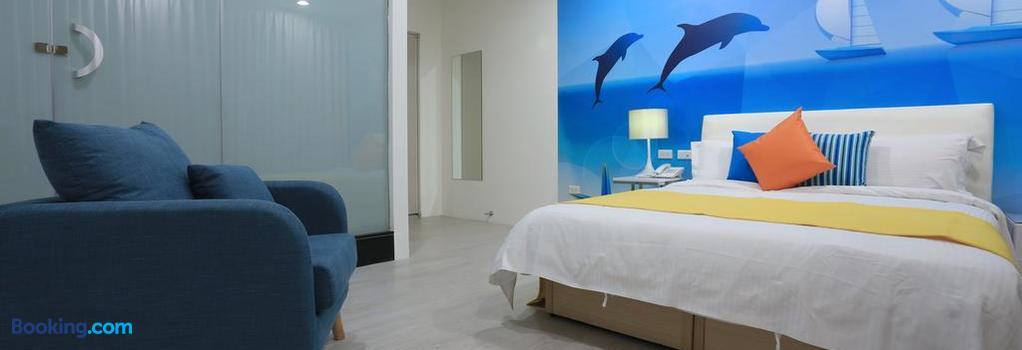 Ocean Sky B&B - Toucheng - Bedroom