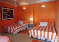 Hotel Boutique Santo Domingo - Cartagena - Bedroom