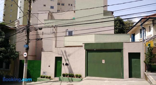 Hospedaria Praça da Árvore - São Paulo - Building