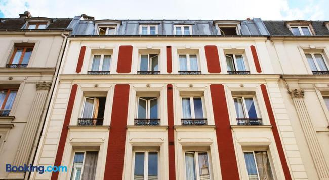 Hôtel Avenir Jonquière - Paris - Building