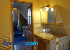 Dom Sw. Stanislawa - Zakopane - Bathroom