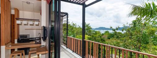 The Mangrove Panwa Phuket Resort - Wichit - Balcony