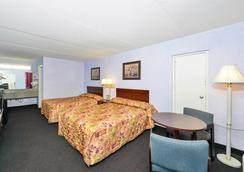 Americas Best Value Inn - Knoxville - Bedroom