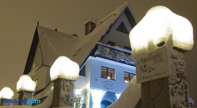 Apolonia Willa - Zakopane - Building