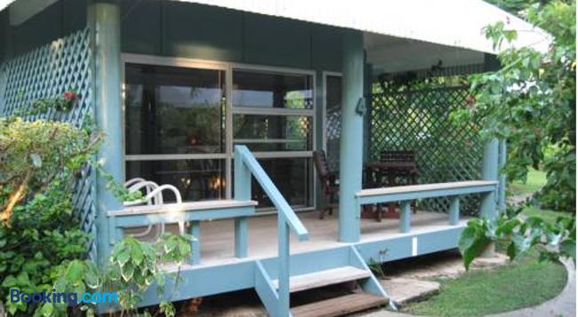 Sunhaven Beach Bungalows - Rarotonga - Building