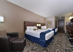 Best Western Plus Williston Hotel & Suites - Williston - Bedroom