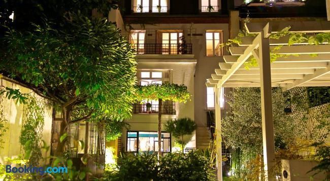 Villa du Square, Luxury Guest House - Paris - Building