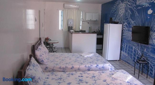 Pousada Temporada Maceió - Maceió - Bedroom